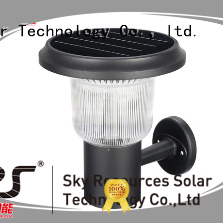 SRS outdoor lawn lamps supplier for house