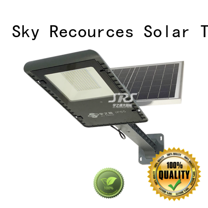 SRS waterproof solar powered parking lot lights for flagpole