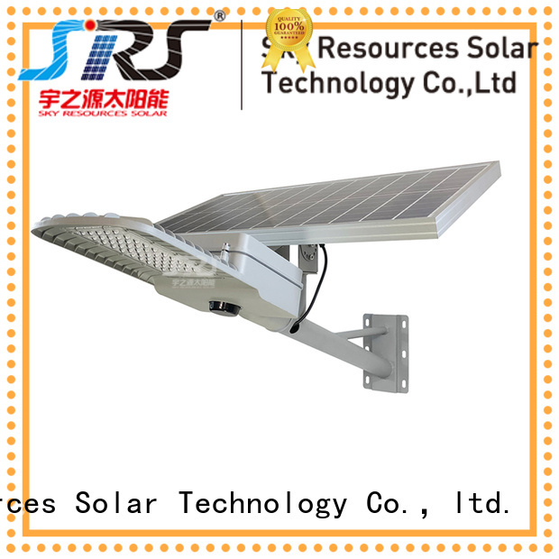 fix semi-integrated solar street light specification for school