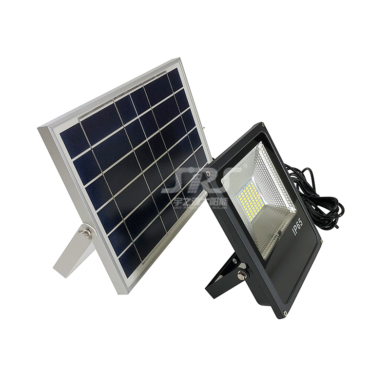SRS 300w brightest solar flood lights outdoor project for outside-2