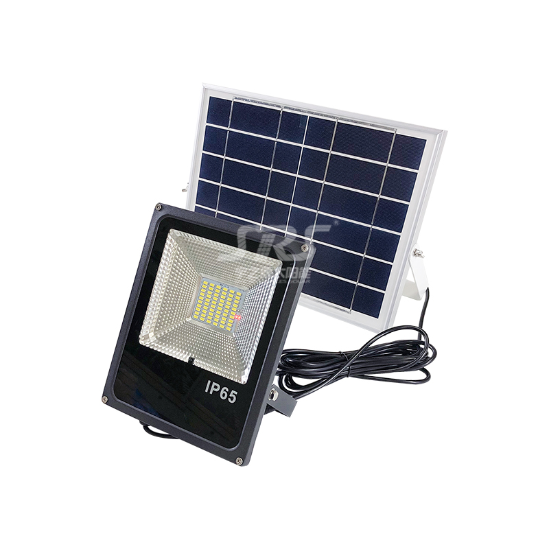 SRS 300w brightest solar flood lights outdoor project for outside-1