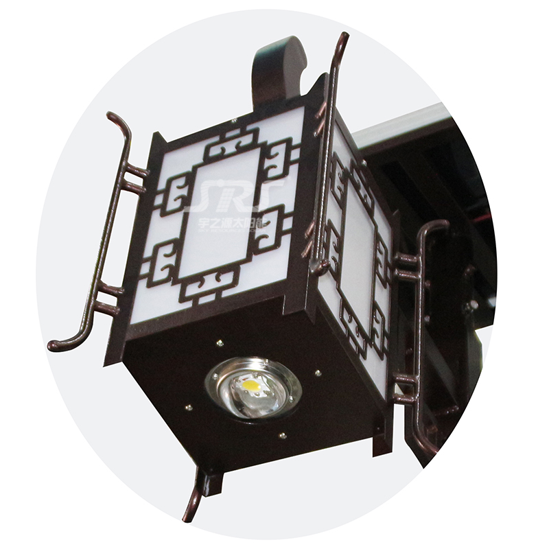 SRS New big outdoor solar lights for business for walls-1