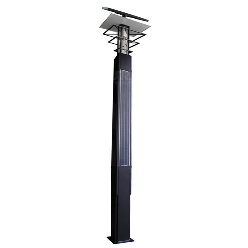 Custom Low Voltage Solar Lamps for Garden Walkway Supplier