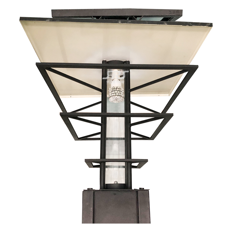 Coloured Rgb Solar Powered Yard Lights with Separated Panel YZY-JK-Y100