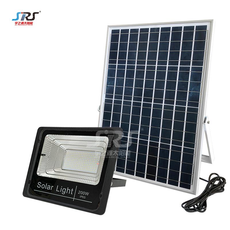 SRS Top solar landscape flood lights suppliers for village-2