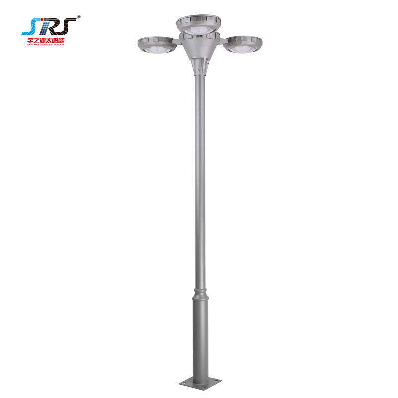 national solar yard spotlights lamp export for posts-1
