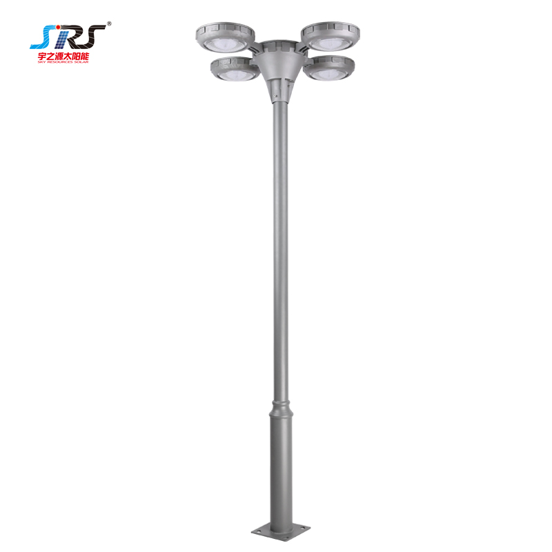 national solar yard spotlights lamp export for posts-2