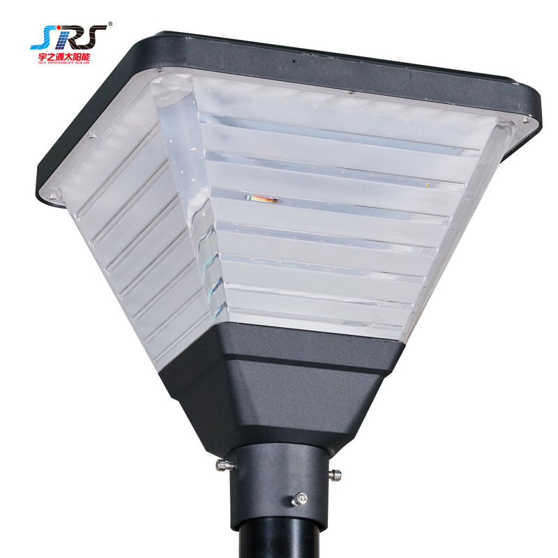 New solar patio lantern lights post suppliers for walls-1