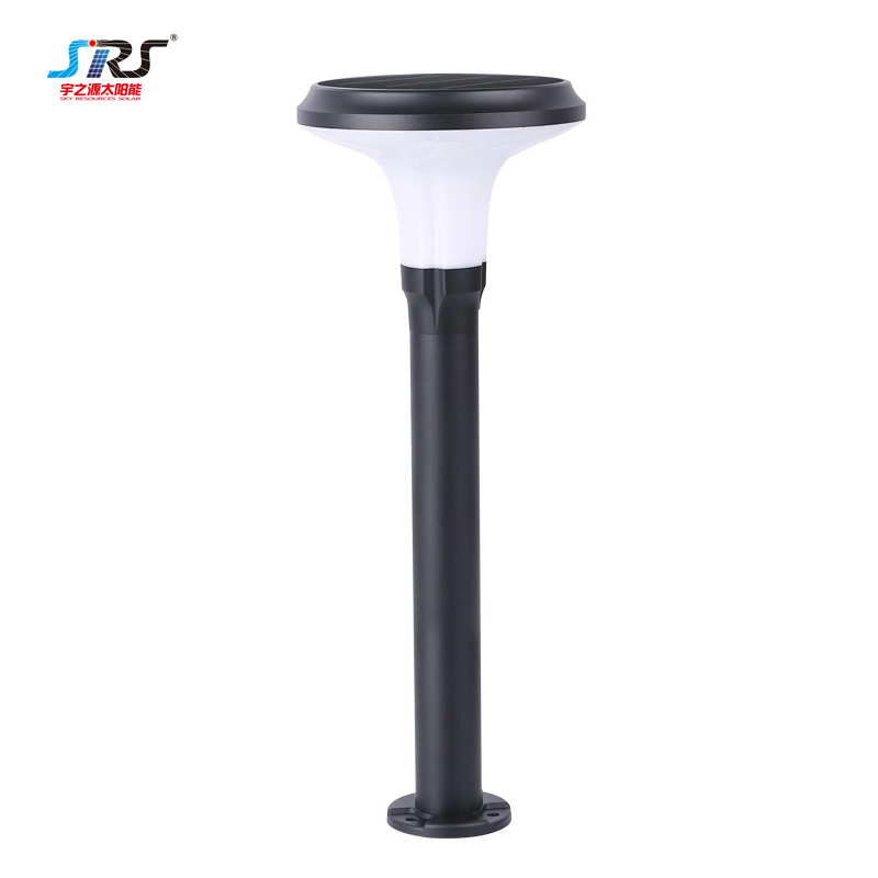 Small Remove Solar Garden Lawn Spike Lamp Post Decoration YZY-CP-084-CPD1004