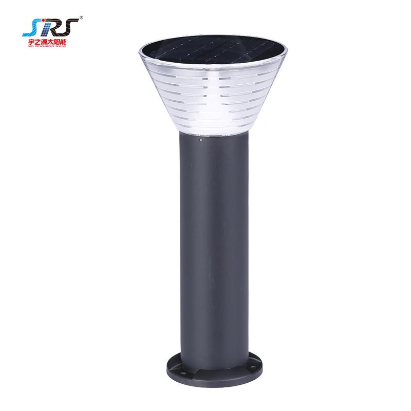 Wholesale Waterproof Solar Lawn Lanterns Garden Light YZY-CP-083-3004