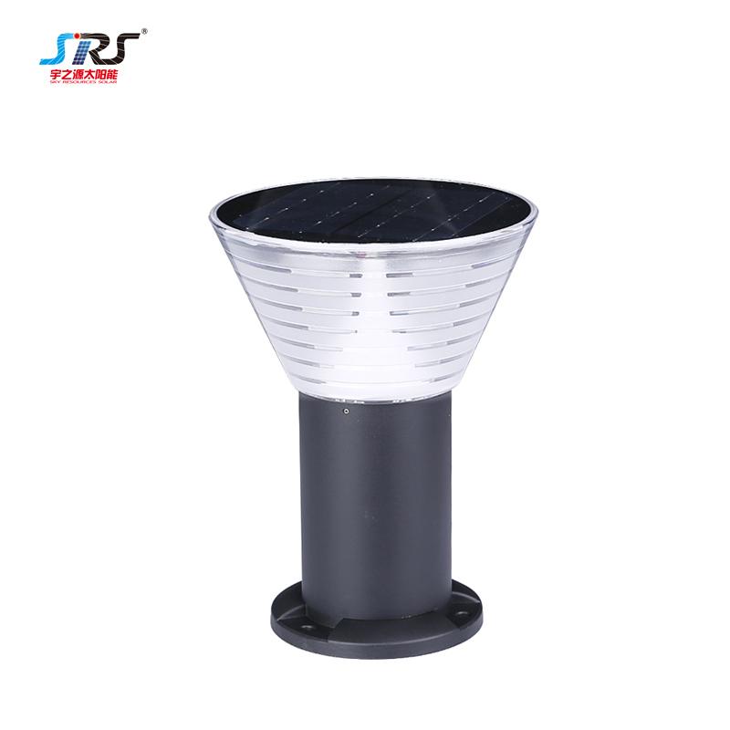 Wholesale Waterproof Solar Lawn Lanterns Garden Light YZY-CP-085-3004