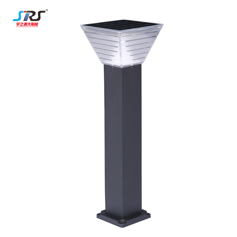 Custom Outdoor Solar Lawn Lights Rechargeable YZY-CP-086-CPD5004