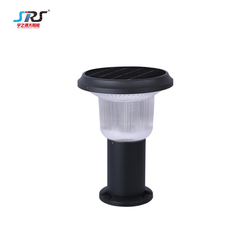 Custom Solar Lawn Lights Ornament Lamp Kit YZY-CP-083-2204