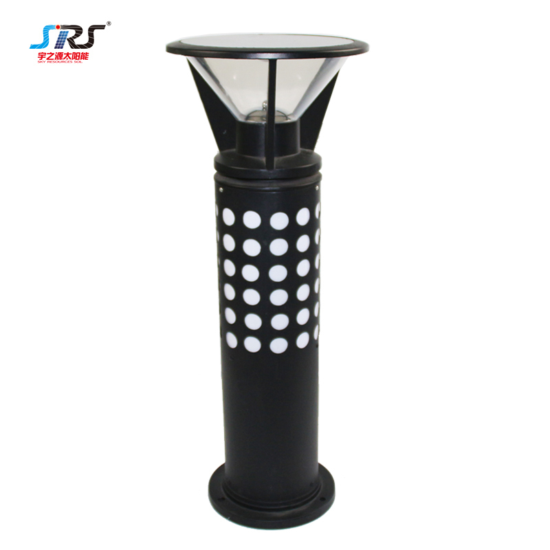 Custom Solar Powered Garden Lawn Light Multr Colored RGB Supplier