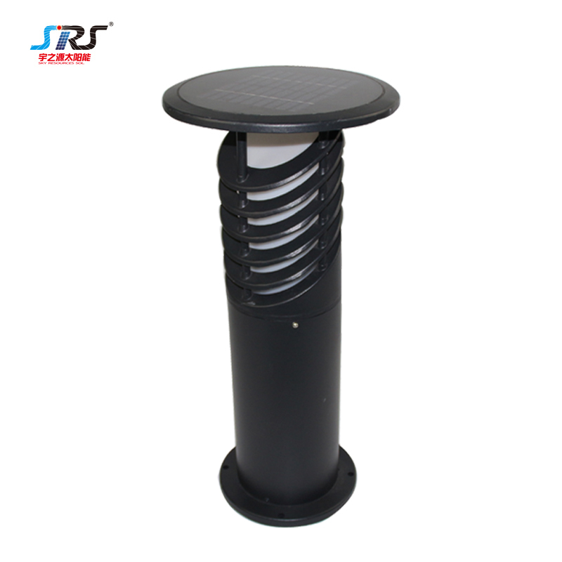 Outdoor Solar Lawn Post Lights Garden Batteries Rechargeable YZY-CP-017