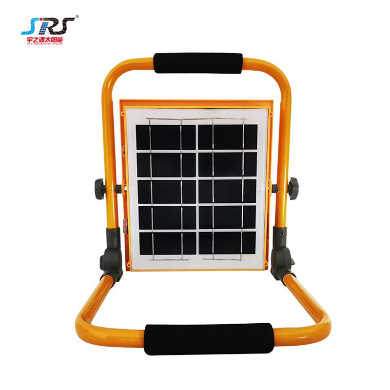 Custom Portable Best Outdoor Solar Flood Lights 50W 100W YZY-LL-118/119