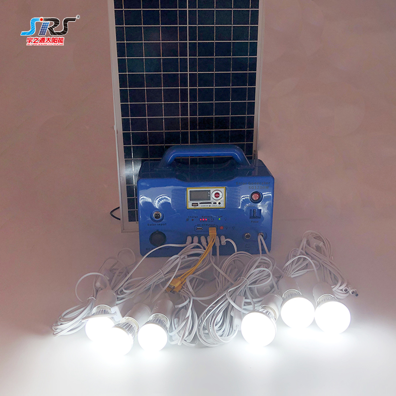 New 7kw solar system lighting company for house-2