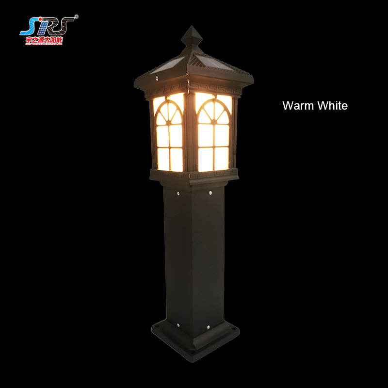 Wholesale Best Solar Lawn Lights Double Color Outdoor YZY-CP-093