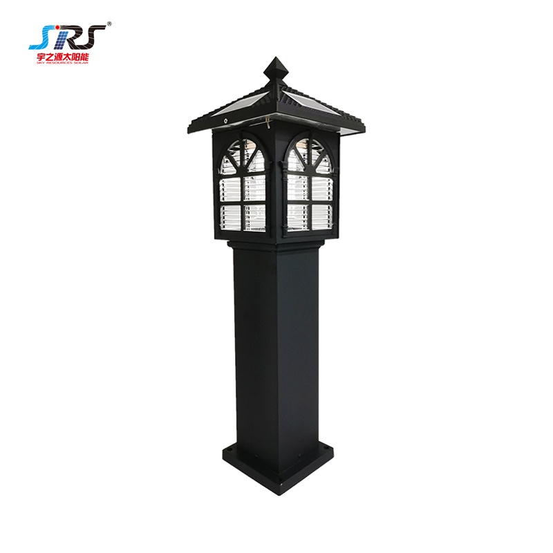 Outdoor Solar Lawn Lights for Mosquito Killing Lawn Lamp Kit Price Wholesale