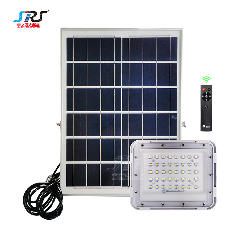SRS Wholesale brightest solar powered flood light company for village-2