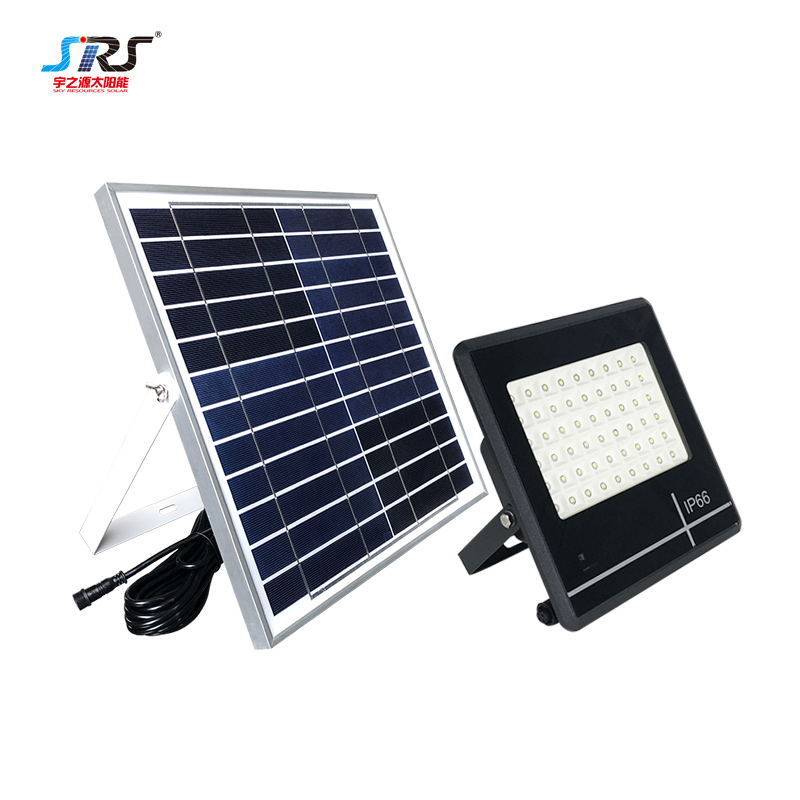 SRS yzyll108 brightest solar flood lights outdoor customized for village-2