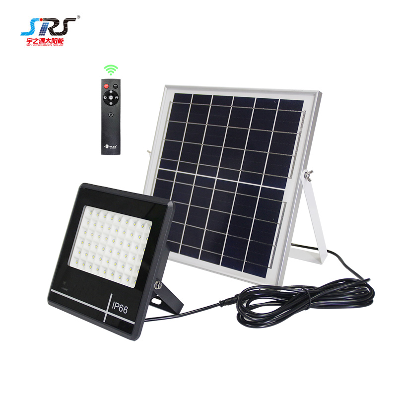 SRS yzyll108 brightest solar flood lights outdoor customized for village-1