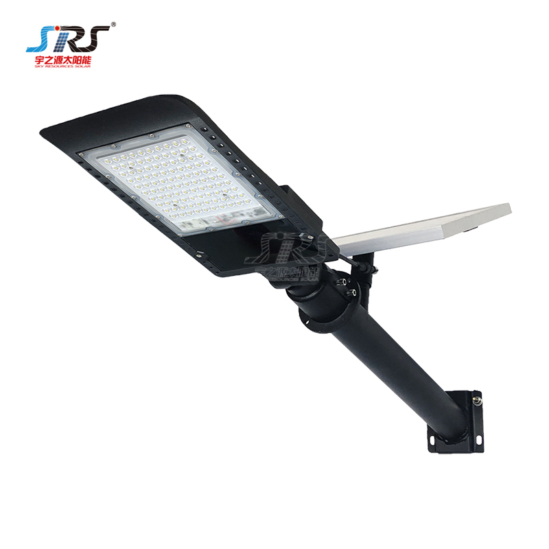 Semi-integrated Solar Street Light High Bright 100w YZY-LL-266