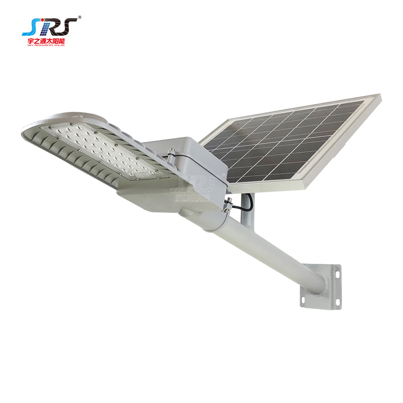 Wholesale Solar Powered Street Lights Road 30w 50W YZY-LL-601/602/603
