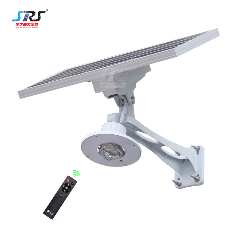 Custom Road Smart 30W All In One Solar Led Street Light Manufacturer YZY-LL-205