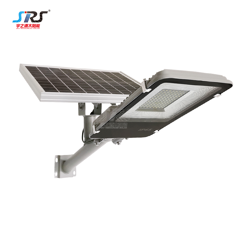 SRS High-quality solar compound lights manufacturers for fence post-2