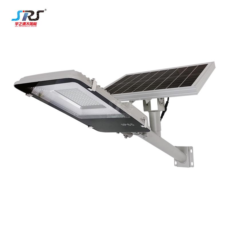 Wholesale Dimmable Solar Panel Led Street Light Fixture 100 Watt YZY-LL-403