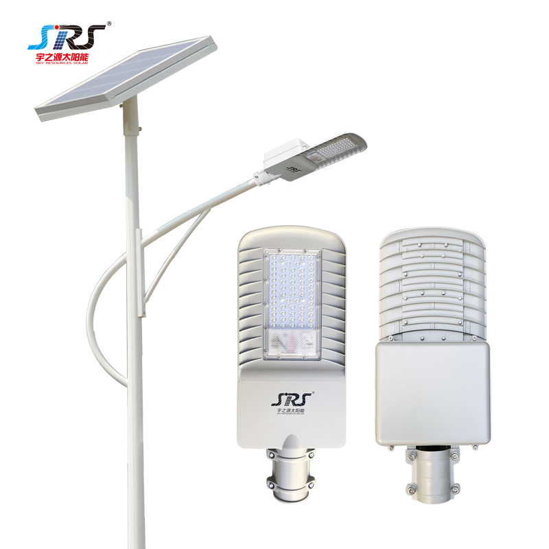 Custom Smart Solar Street Light Factory Price IP65 100-180w YZY-LL-604
