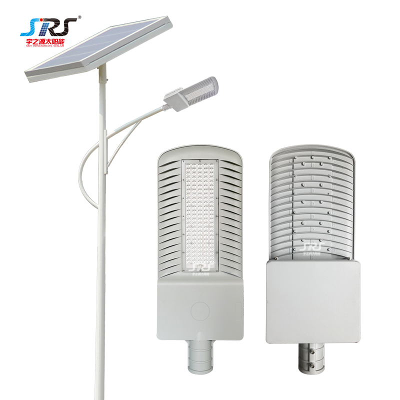 SRS Wholesale 60 watt solar street light company for fence post-1