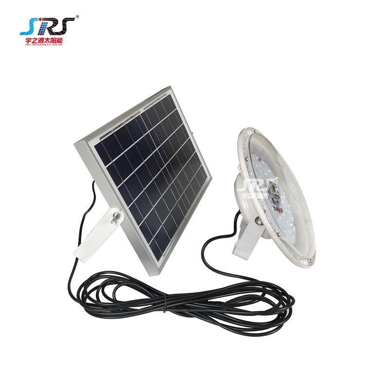 smart solar powered flood lights motion sensor 300w series for village-2