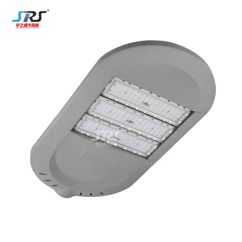 SRS separate solar garden street light factory for shed-2