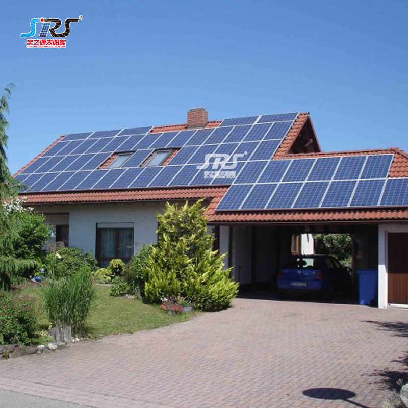 SRS Best solar system 5kw company for home-1