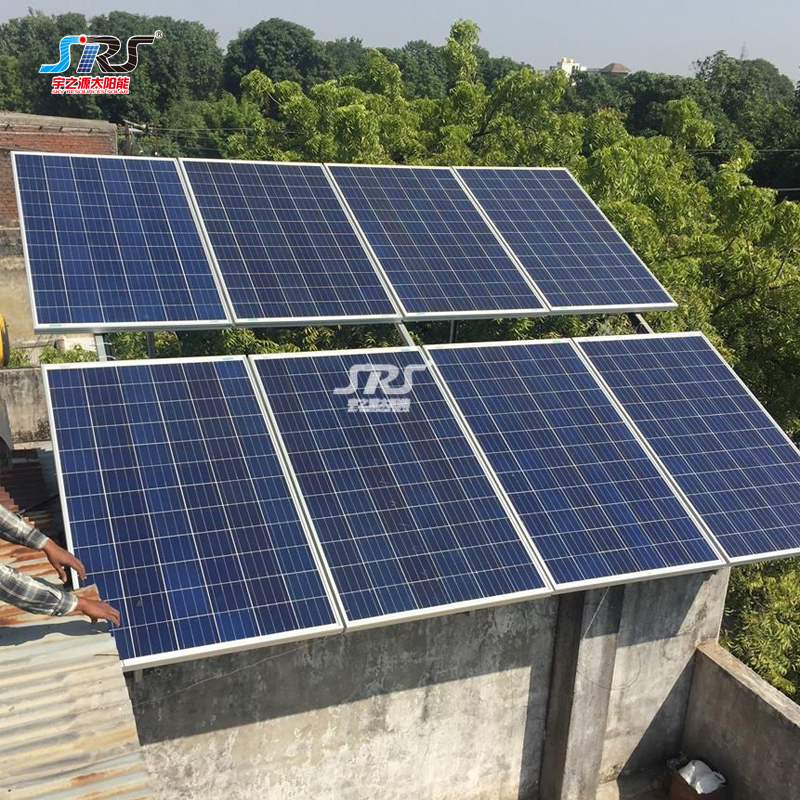 SRS Best solar system 5kw company for home-2