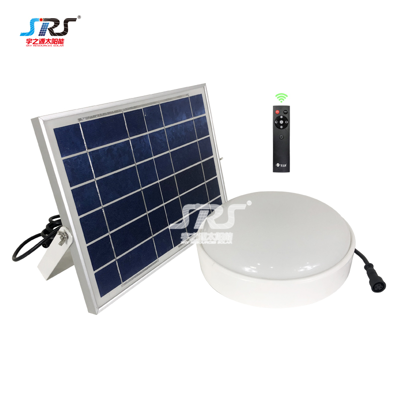 Best Indoor Solar Ceiling Lights Remote Control Manufacturers YZY-XD-011