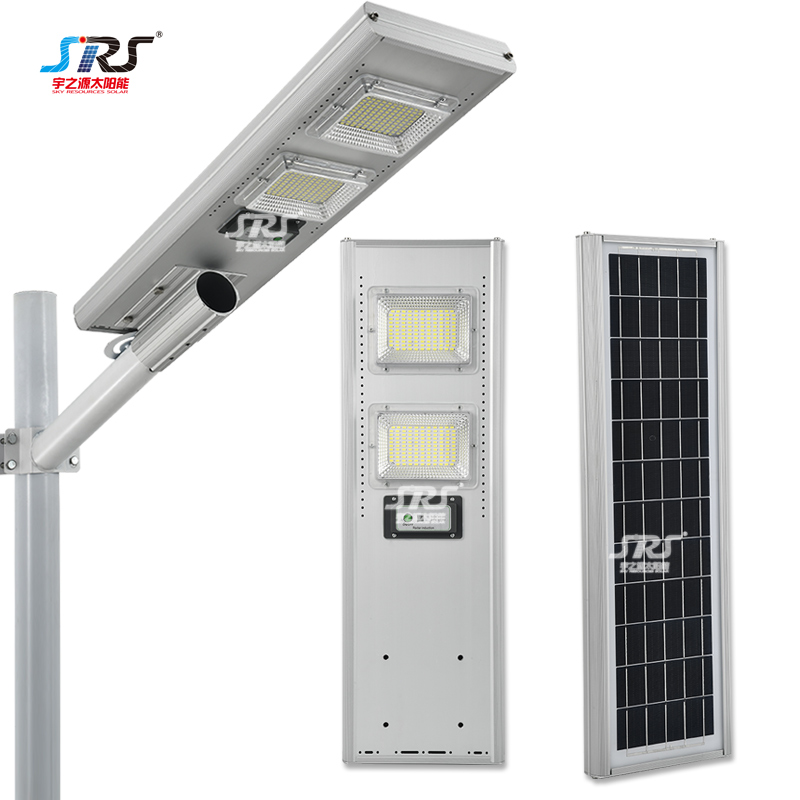 SRS Wholesale lithium ion solar street light company for school-1