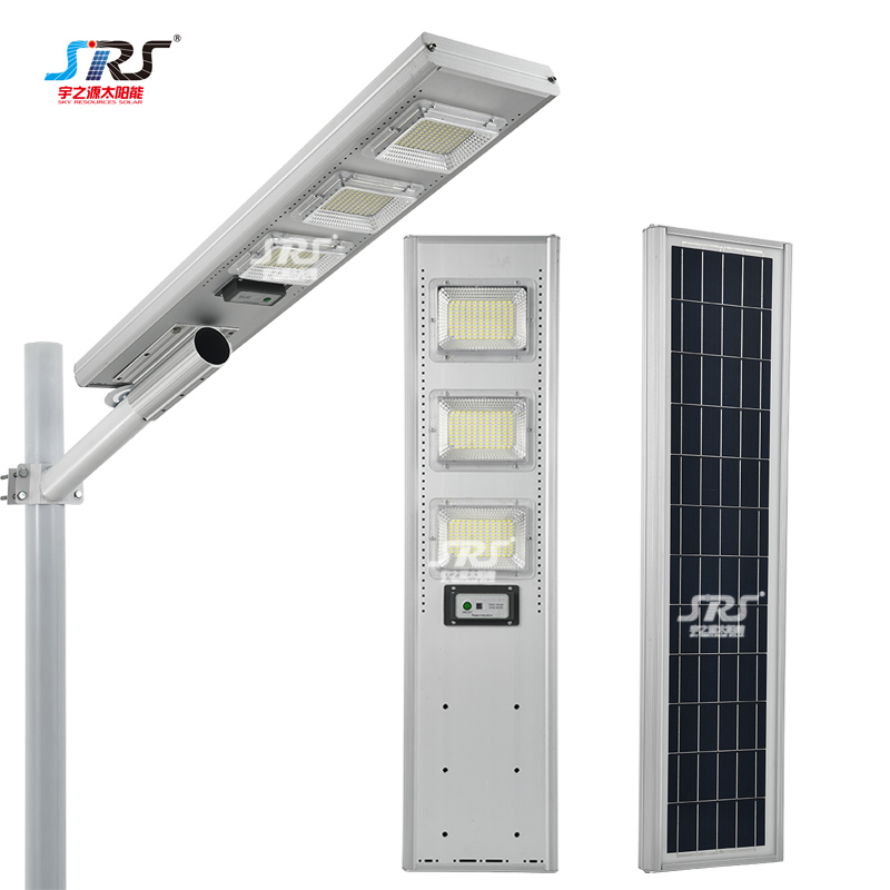Custom Integrated All in One Solar Street Light 60w 90w 120w 180w YZY-LL-901/902/903/904/905