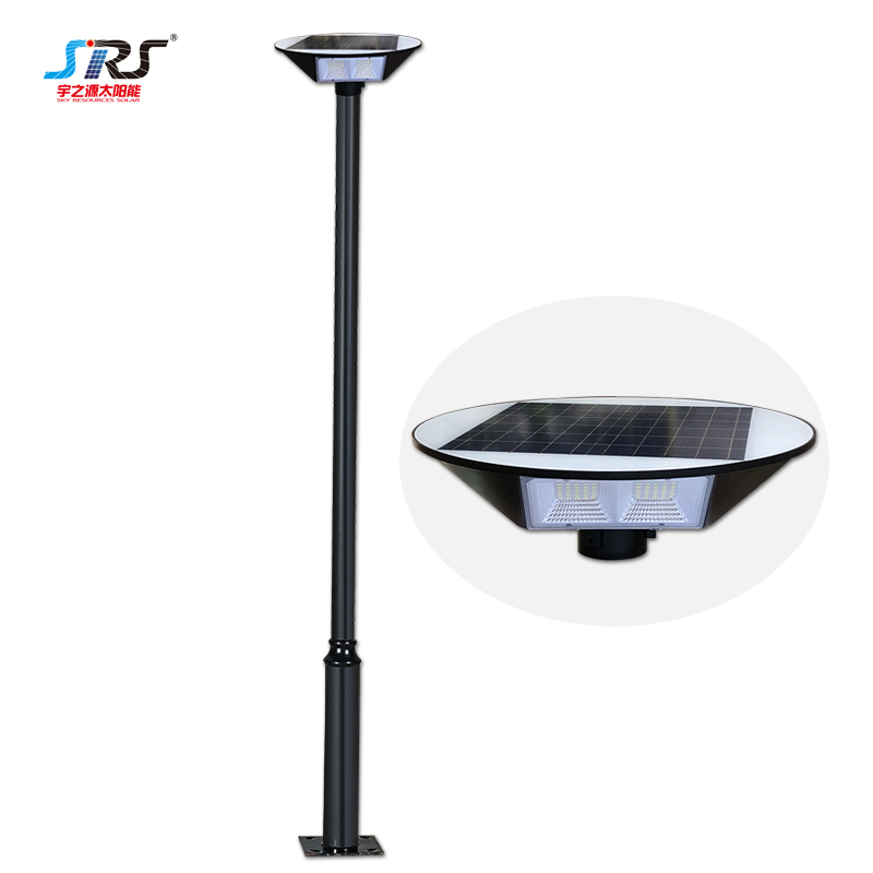 New 200w High Power Solar Garden Lights Factory YZY-LL-922