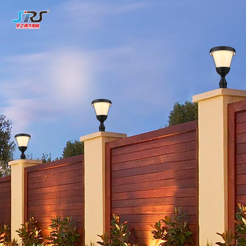 Wholesale Waterproof Super Bright Solar Wall Lights YZY-ZT-081-2106Z