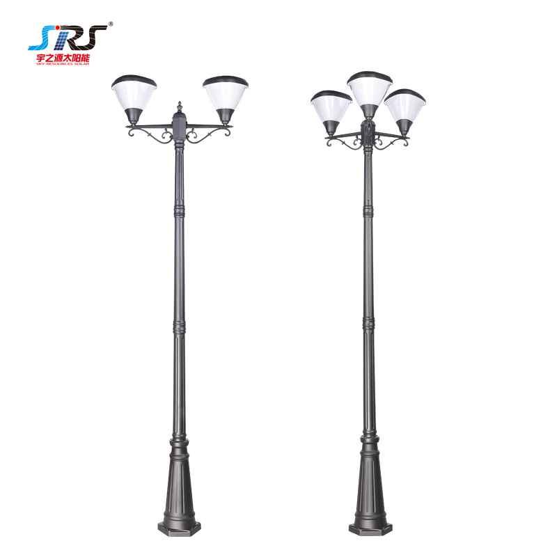 best low voltage led landscape lighting solar garden lamp YZY-TY-106
