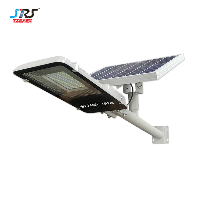 Wholesale Solar Panel Led Street Light Fixture 100 Watt YZY-LL-403
