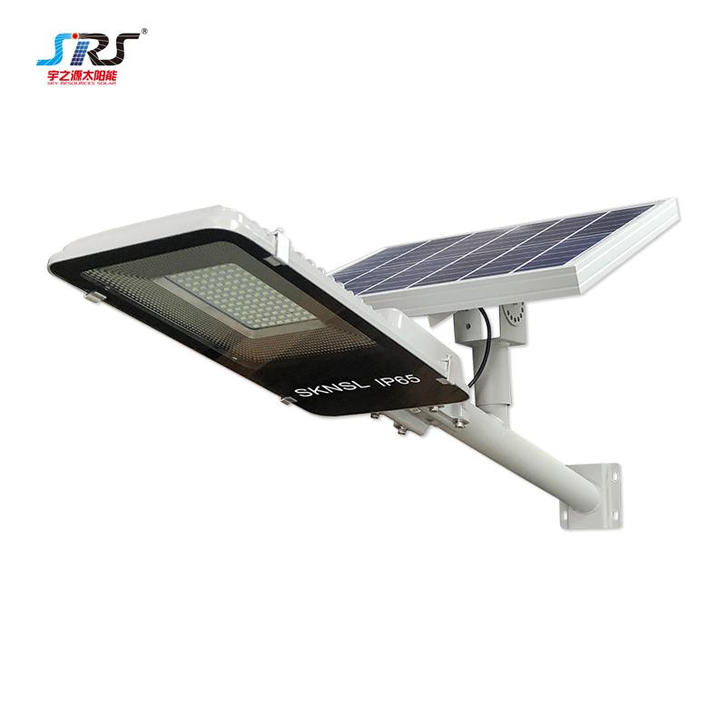 Wholesale Solar Panel Led Street Light Fixture 100 Watt YZY-LL-403