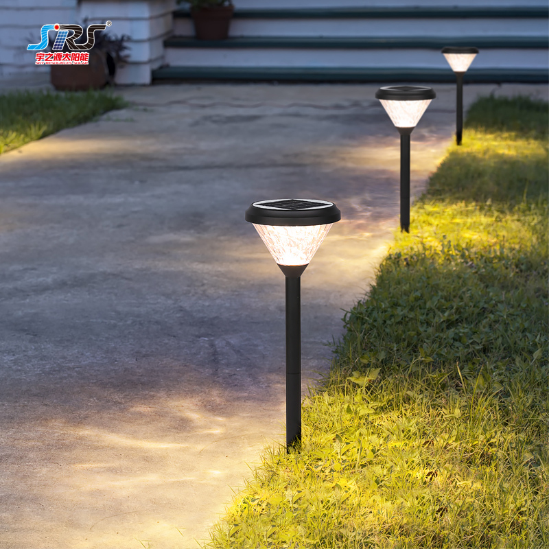 Best outdoor solar powered lawn light waterproof YZY-CP-094-0907