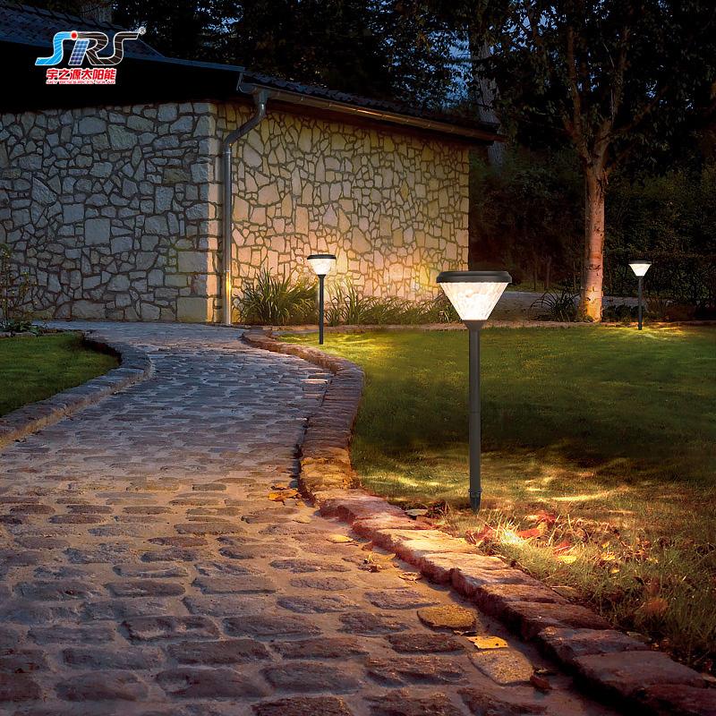 Best outdoor solar powered lawn light waterproof YZY-CP-094-0907