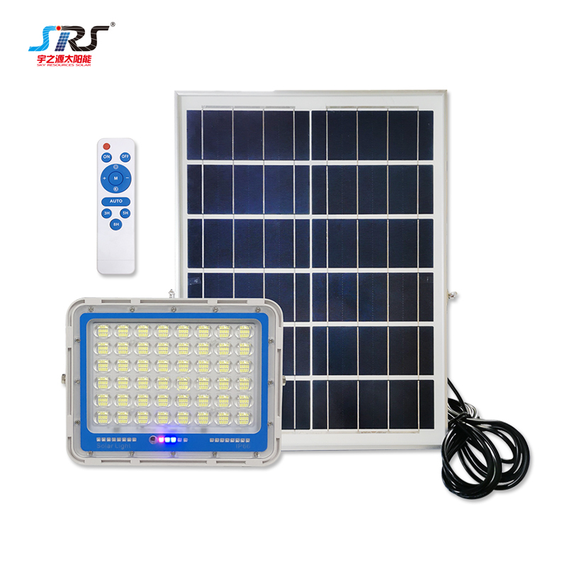 New high brightness 100w 150w 200w solar power led flood light YZY-LL-127/128/129