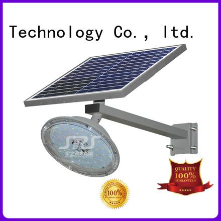 SRS best solar led street light diagram for garden