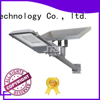 SRS bifacial best solar led street light price list for garden